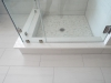Quartz Shower Threshold