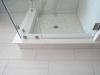Quartz Shower Threshold