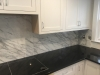 Calacutta Marble Back Splash
