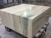 3cm Silver Travertine